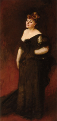 John Singer Sargent. Portrait of Mrs Harry vane Milbank