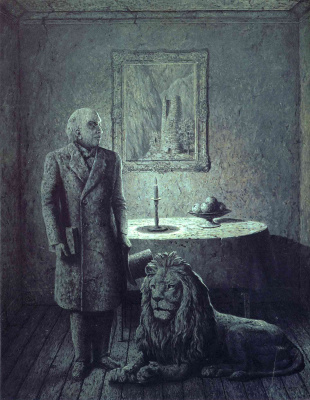 René Magritte. Memories of a journey
