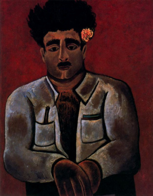 Marsden Hartley. Male