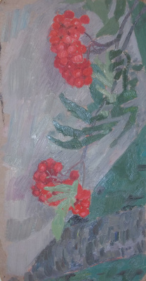 Nina Vasilievna Sedova. Rowan branch
