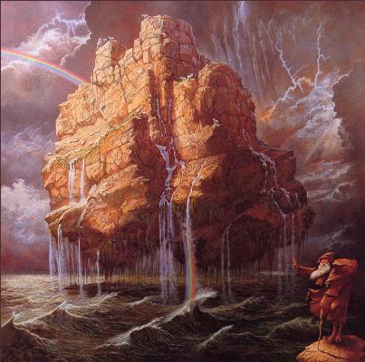 Патрик Вудруф. Гора Истины