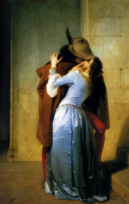 Francesco Ayets. Kiss