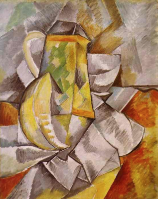 Georges Braque. Pitcher