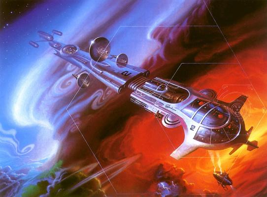 Алан Гутьеррес. Космос 5