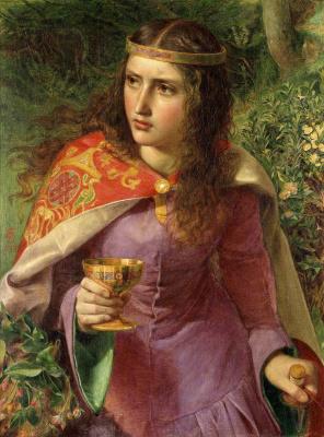 Anthony Frederick Augustus Sandys. Queen Eleanor