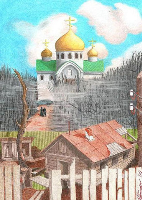 Константин Александрович Токарев. Миры