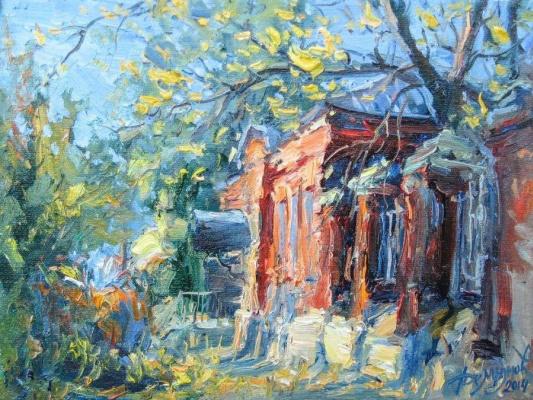 Yuri Demyanov. Autumn Etude