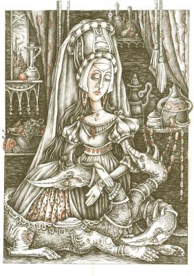 Валерия Анатольевна Зайцева. Подземный человечек