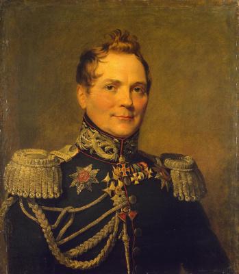 George Dow. Portrait Of Karl F. Toll