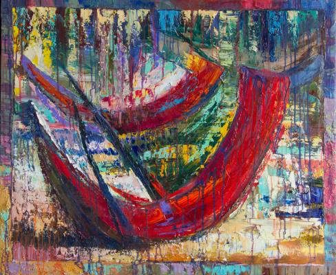Екатерина Антропова. Red Boats