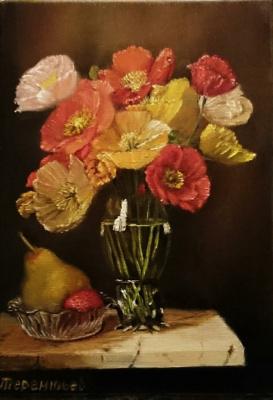 Evgeny Vladimirovich Terentyev. Poppies