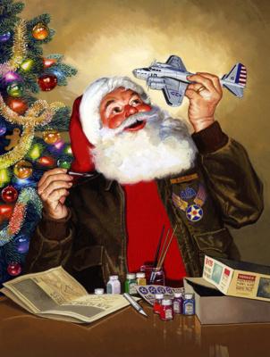 Том  Ньюсом. Рождественская мечта