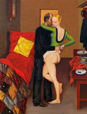 Victor Dmitrievich Pivovarov. Love date