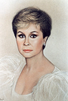 Рикардо Асенсио. Женский портрет