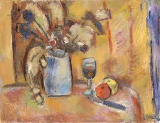Hermann Yegoshin. Flowers and fruits