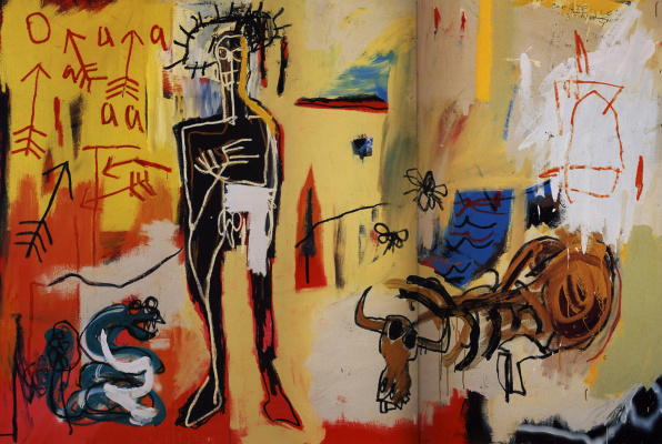 Jean-Michel Basquiat. Poison oasis