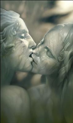 Линда Бергквист. Страстный поцелуй