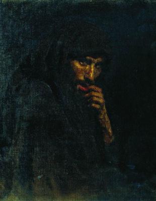 Илья Ефимович Репин. Иуда