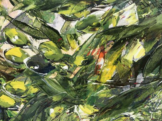 Диана Владимировна Маливани. Green Olives