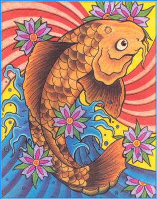 Пэт Мартен. Рыба