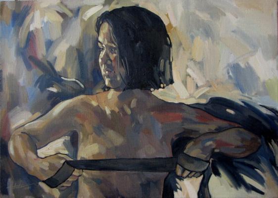 Юлия Сергеевна Невейко. Мадрид