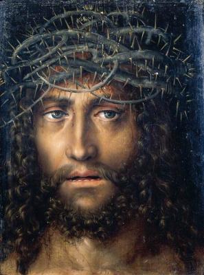 Лукас Кранах Старший. Глава Христа
