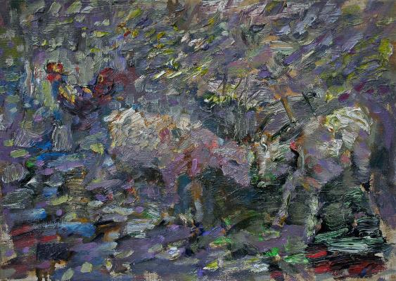 Alexey Vladimirovich Zagorodnykh. Goat