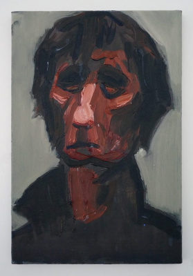 Alexey Belusenko. Self-portrait
