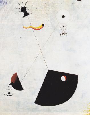 Joan Miro. Motherhood
