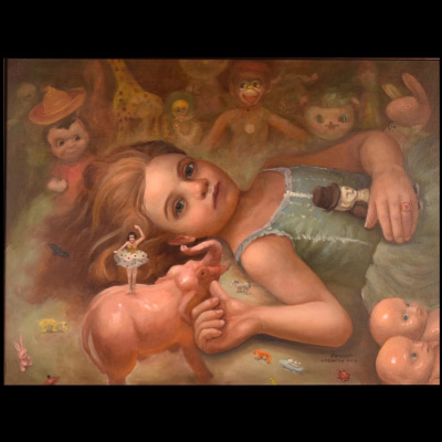 Carrie Pierce. Lullaby