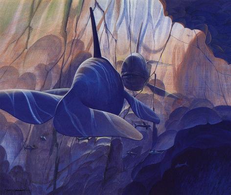 Майкл Касед. Мое отражение