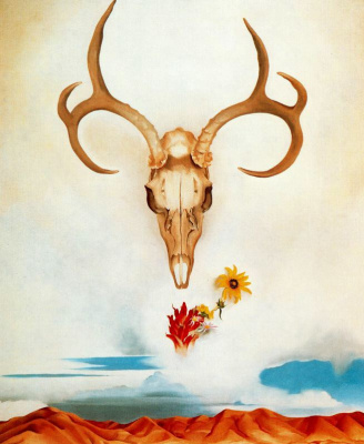 Georgia O'Keeffe. Summer days
