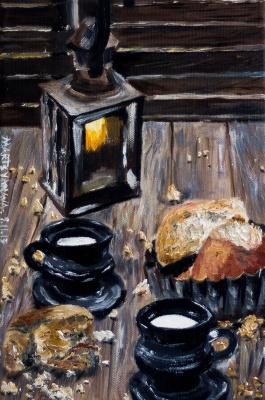 Алена Мартьянова. Хлеб и молоко