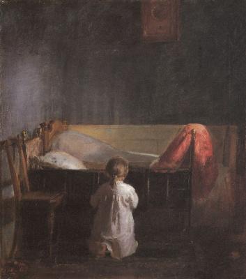 Анна Анкер. Вечерняя молитва