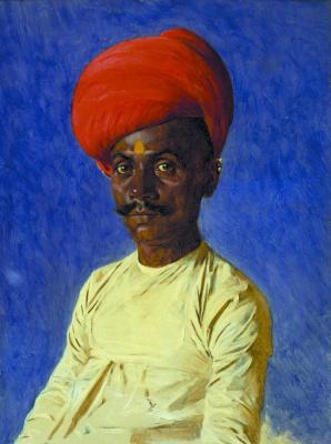 Vasily Vasilyevich Vereshchagin. Bania (trader). Bombay