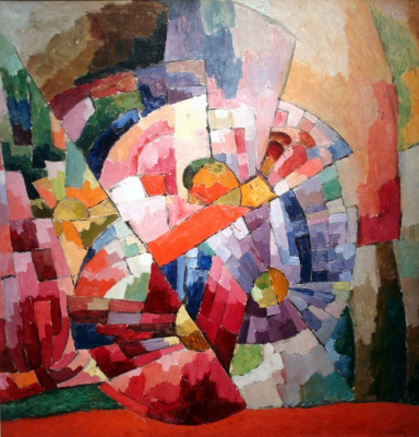 Aristarkh Lentulov. Asters