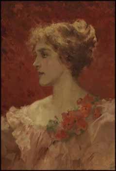 Frederic Leighton. Contemplation