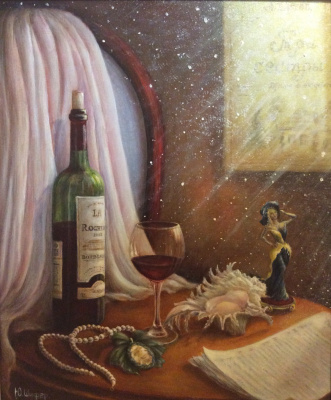 "Julia Eduardovna Shiferstein. ""The illumination of art"""
