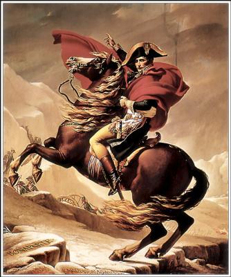 Эдит Воннегут. Наполеон