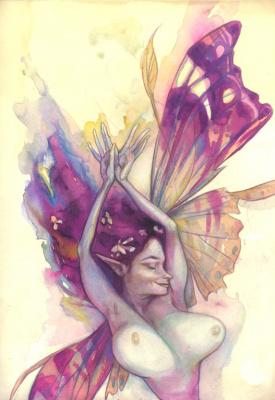 Брайан Фруд. Крылья бабочки