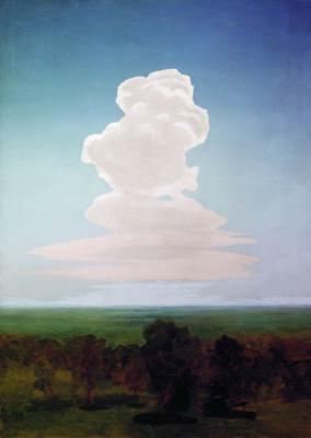 Arkhip Ivanovich Kuindzhi. Clouds