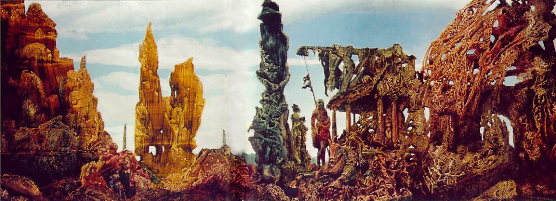 Max Ernst. Europe after the rain