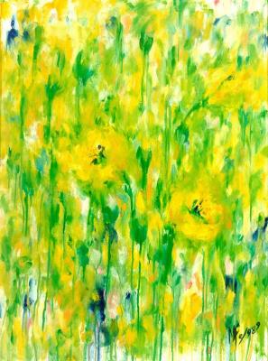 Мари Ромеро Кампо. Цветы
