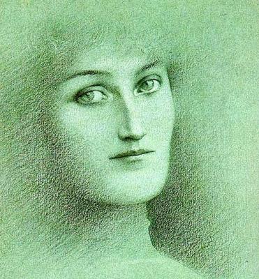 Фернан Кнопф. Женский взгляд