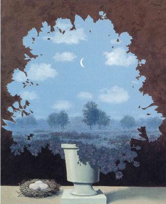 René Magritte. A land of many wonders