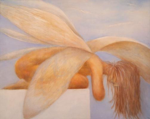 Andrey Karablin. Man moth.