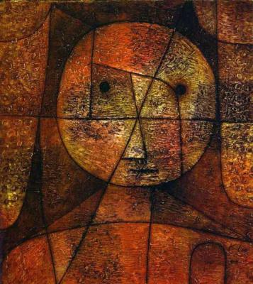 Paul Klee. Mesh