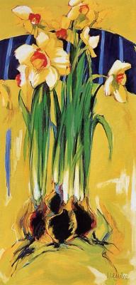 Мадлен Лемир. Необычный желтый