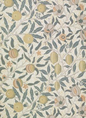 William Morris. Fruit