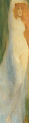 "Fernand Knopf. Acrasia. ""Fairy Queen"""